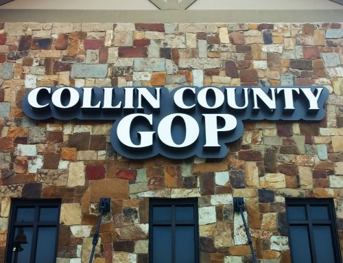 How Your CollinGOP is Funded