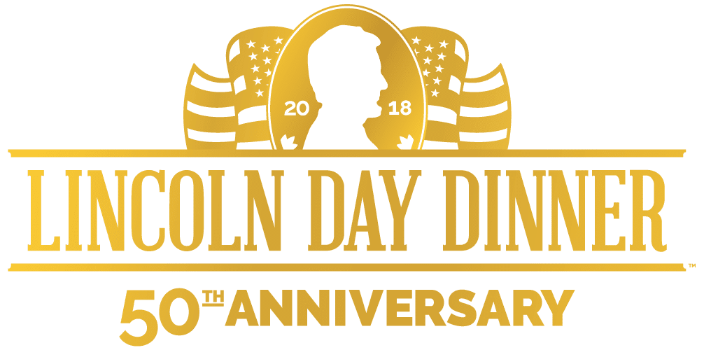 2018 Collin County Lincoln Day Dinner 50th Anniversary