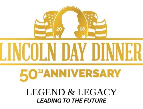 Welcome to the 50th Lincoln Day Dinner