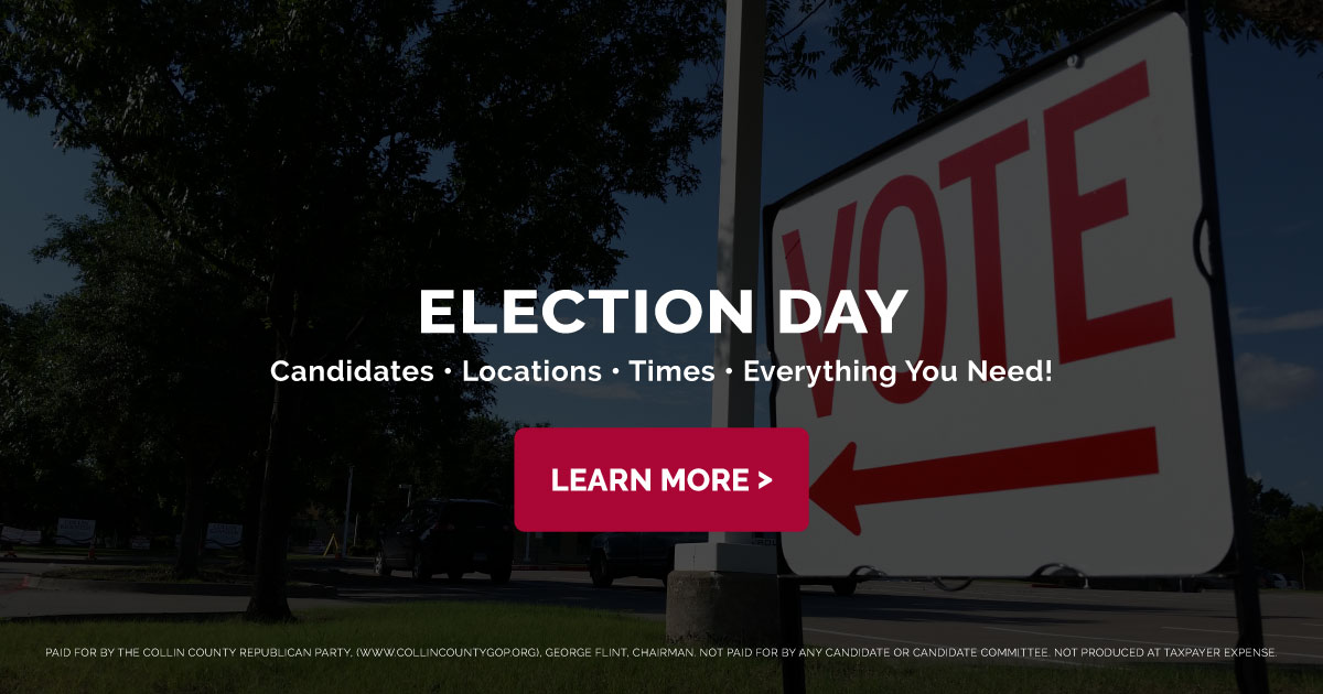 Collin County Voting Locations for the 2020 Republican ...