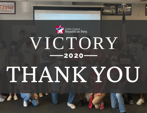 Thank You for Victory in 2020!