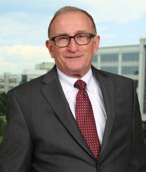 Candidate George Flint