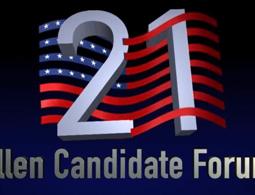 Allen Candidate Forum – 2021