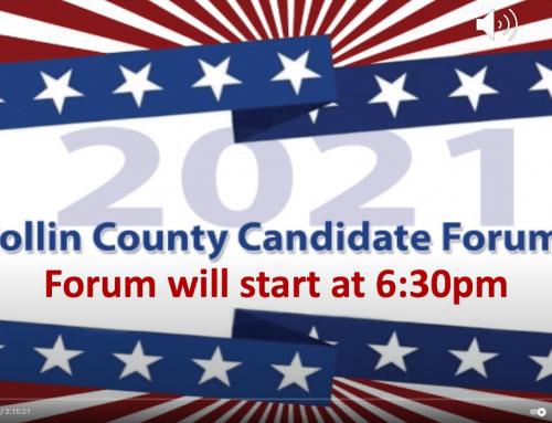 McKinney Candidate Forum – 2021