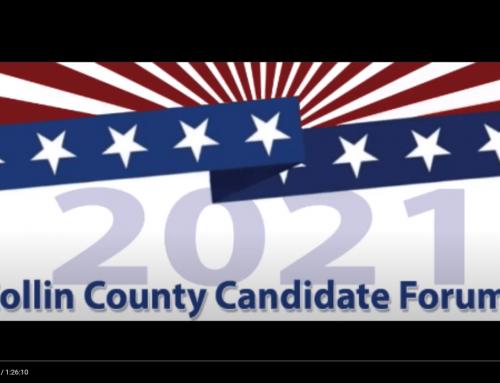 Plano Candidate Forum – 2021
